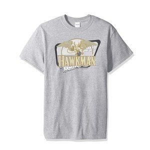 NWT DC Comics Hawkman Fly By Adult T-Shirt Tee